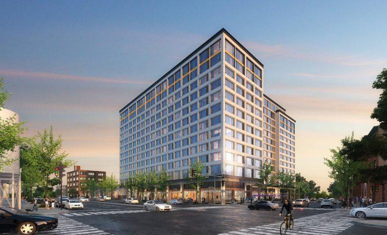 501 Spring Garden Street. Credit: BLT Architects