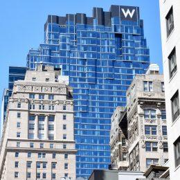 W/Element Hotel south face. Photo by Thomas Koloski