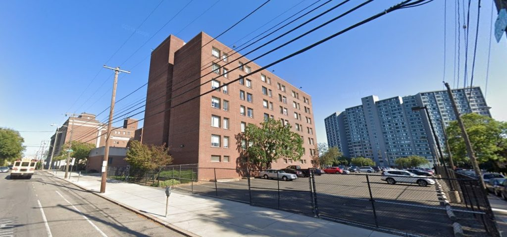 The 3910 Building at 3910 Powelton Avenue. Looking southeast. Credit: Google