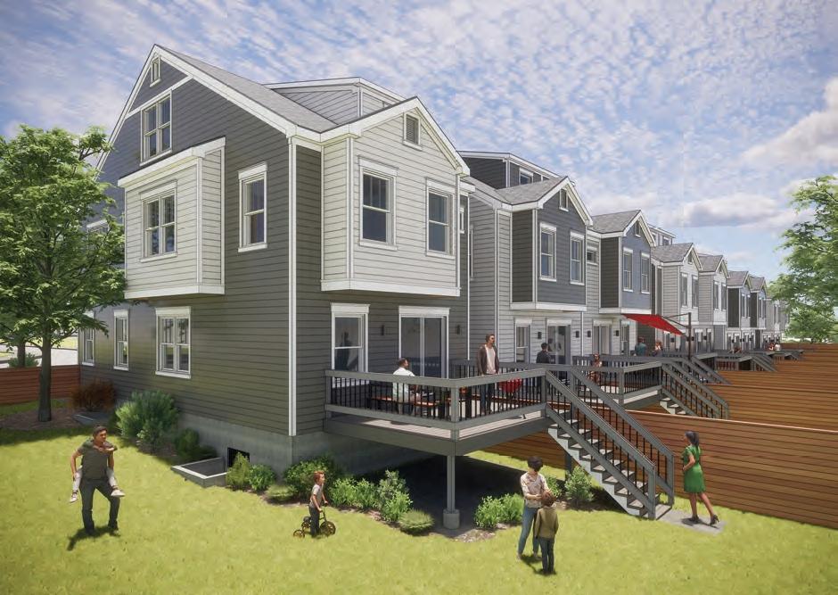 Torresdale Manor Residences at 3600 Grant Avenue. Credit: Abitare Design Studio