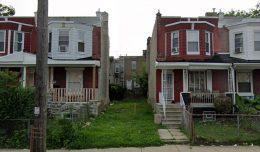 1454 North 57th Street. Looking east. Credit: Google