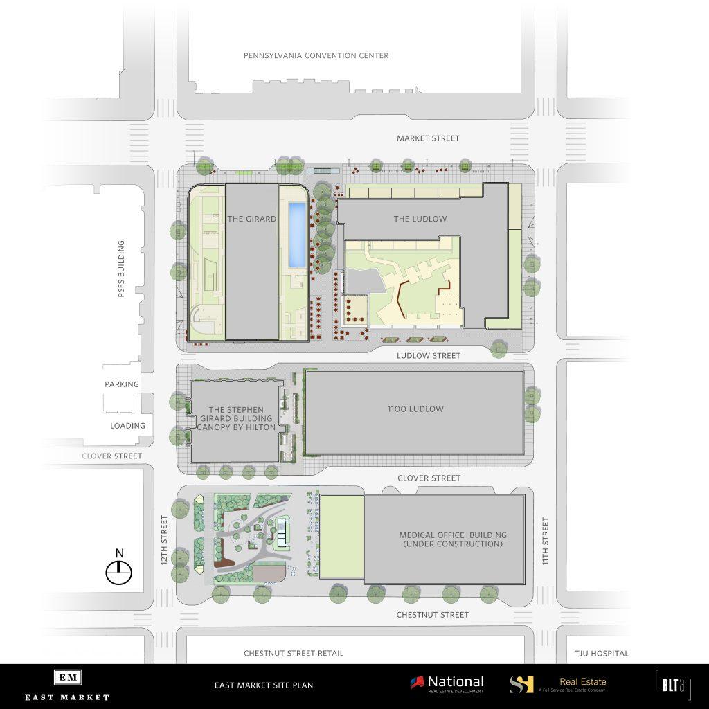 East Market Phase 3. Credit: National Real Estate Development