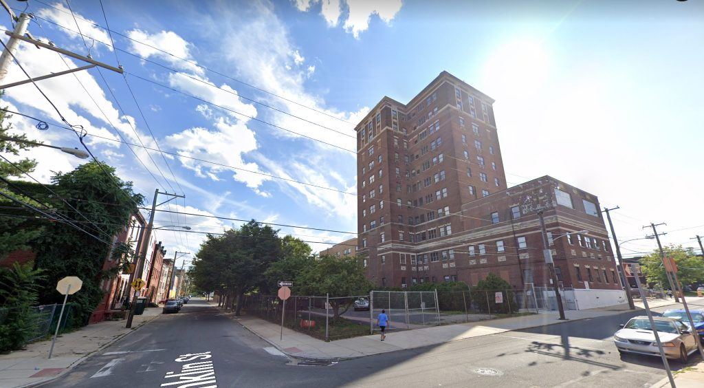 Current view of 801 West Girard Avenue. Credit: Google.