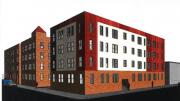 Fern Rock Courts at 5840-50 North 13th Street. Credit: Real Estate Management Advisors LLC
