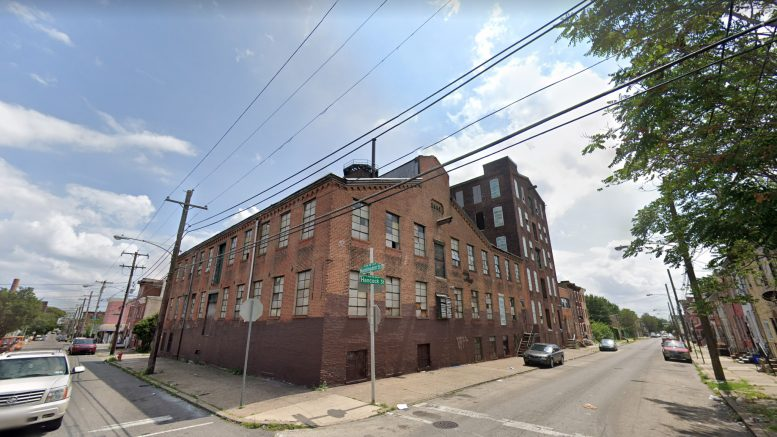 View of 178-80 West Huntingdon Street. Credit: Google.