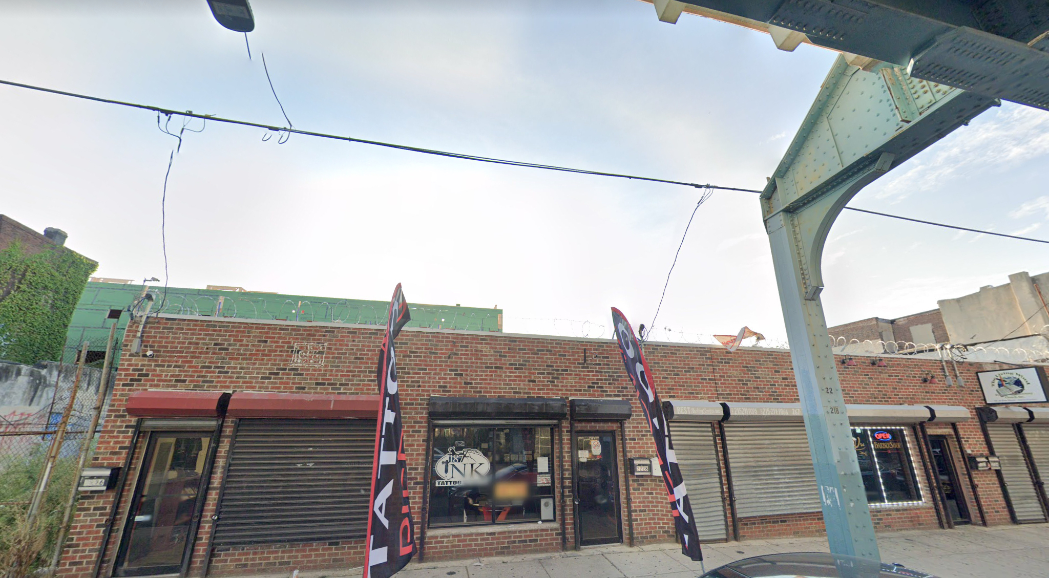 View of 2226-34 North Front Street. Credit: Google.