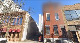 View of 225 North 12th Street. Credit: Google.