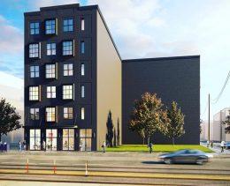 Rendering of 625 West Girard Avenue. Credit: Rock Development.