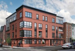 Rendering of Southbridge Condos at 701 South 19th Street. Credit: Zatos Investments.