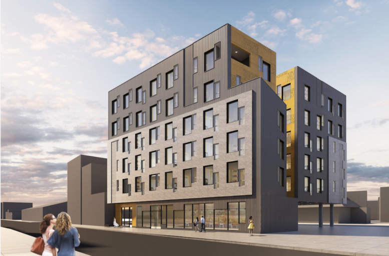 Rendering of 1141 North Front Street. Credit: ISA Architects.