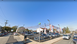 View of 6618-24 Ridge Avenue. Credit: Google.