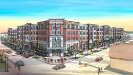 The Station at Willow Grove. Credit: Petrucci Residential