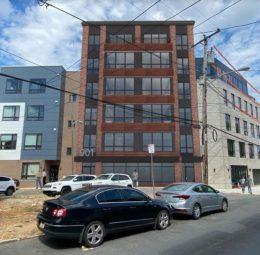 Rendering of 901 Leland Street. Credit: Hightop Real Estate.