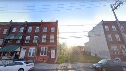 Current view of 2710 Ridge Avenue. Credit: Google.