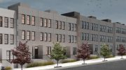 Rendering of 3883 Ridge Avenue. Credit: Canno Design via Argo Property Group.