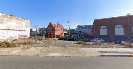 1301 Ridge Avenue. Looking northeast. Credit: Google Maps