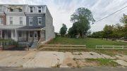 3913 Fairmount Avenue. Looking north. Credit: Google Maps