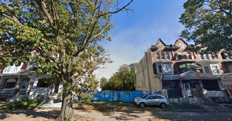 View of 3847 North Broad Street. Credit: Google.