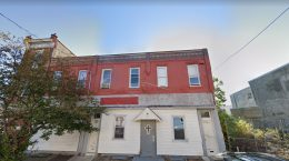 View of 1703-07 Point Breeze Avenue. Credit: Google.