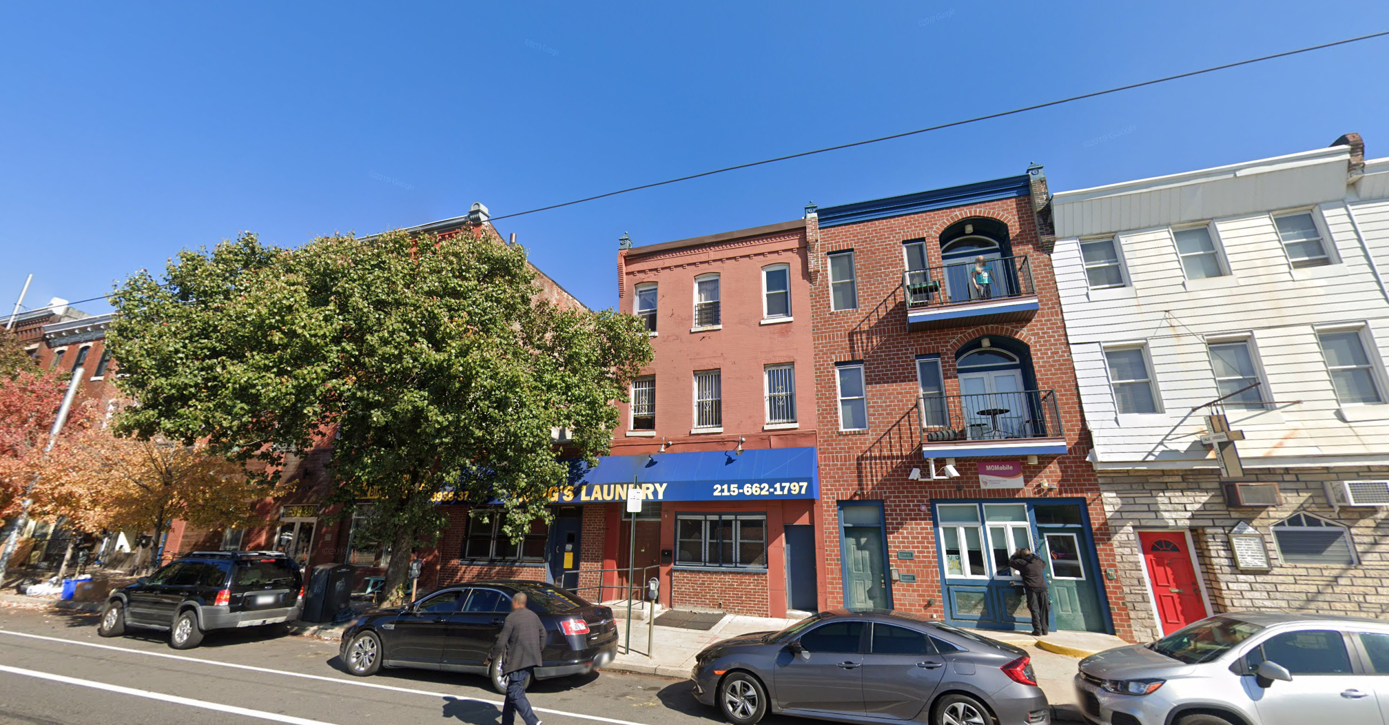 Current view of 3935 Lancaster Avenue. Credit: Google.