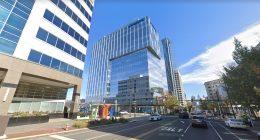 Current view of 3655-75 Market Street. Credit: Google.