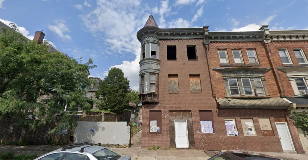 View of 1103 South 47th Street. Credit: Google.