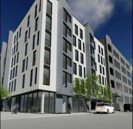 Rendering of 342 West Girard Avenue. Credit: Hightop Real Estate.