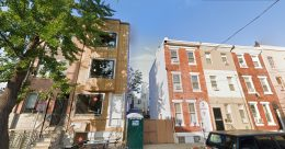 Current view of 1909 East Huntingdon Street. Credit: Google.