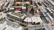Rendering of 1100 Wharton Street. Credit: JKRP Architects.