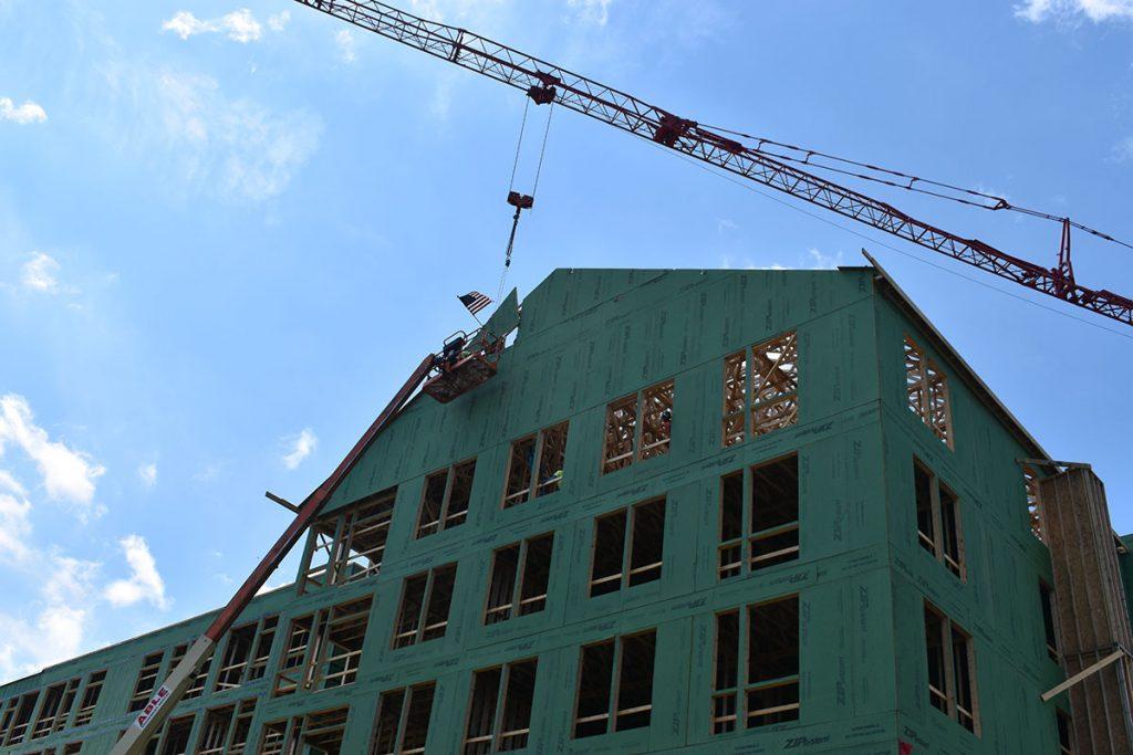 Matson Mill. Credit: IMC Construction