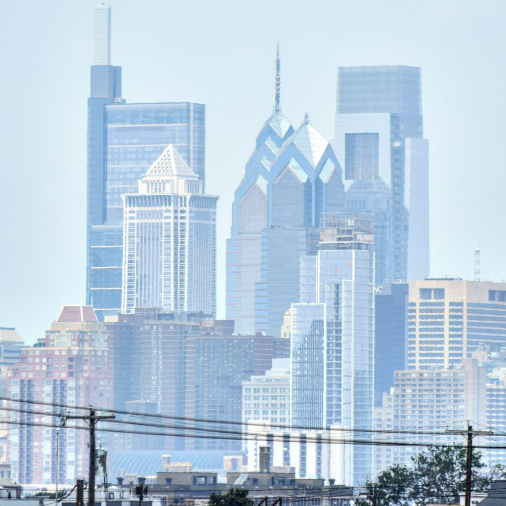 Arthaus with the Center City towers. Photo by Thomas Koloski