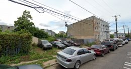 2108 and 2110 North Marshall Street. Looking northwest. Credit: Google Maps