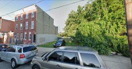 2443 North Marshall Street. Looking northeast. Credit: Google Maps