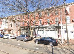 3729-31 Lancaster Avenue. Looking north. Credit: Google Maps