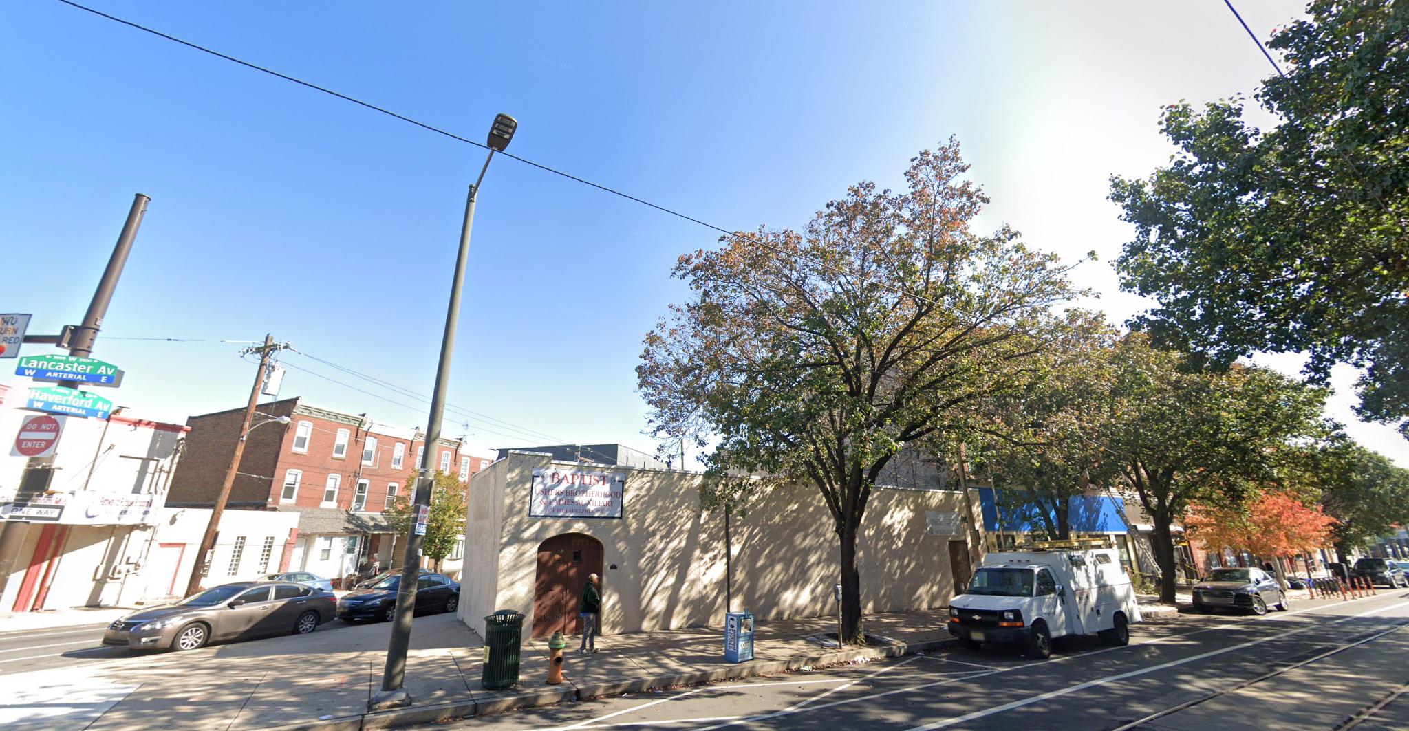 Current view of 3951 Lancaster Avenue. Credit: Google.