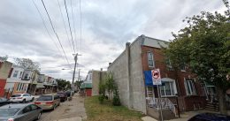 Current view of 1701 South 24th Street. Credit: Google.