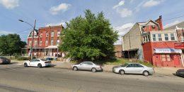 883 Belmont Avenue. Looking east. Credit: Google Maps