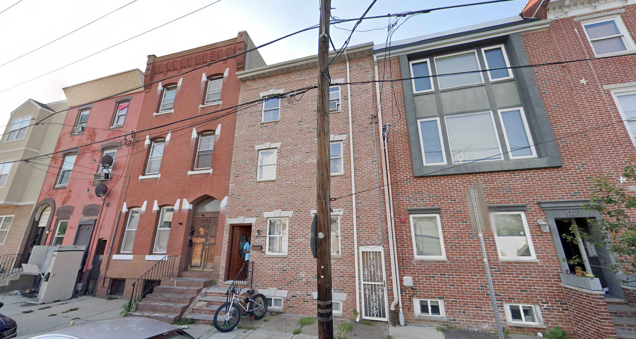 Current view of 1729 Francis Street. Credit: Google.