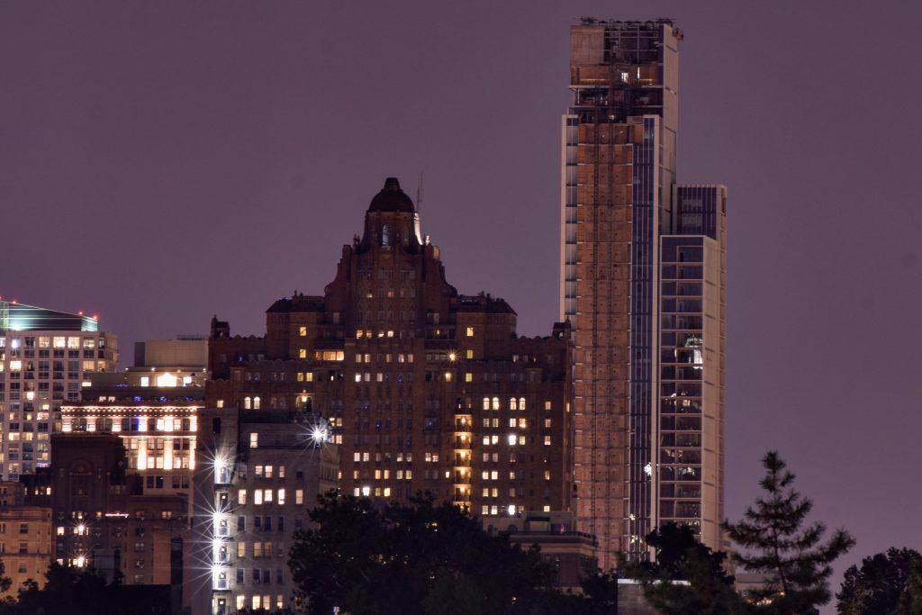 The Drake Hotel and Arthaus from South Street. Photo by Thomas Koloski
