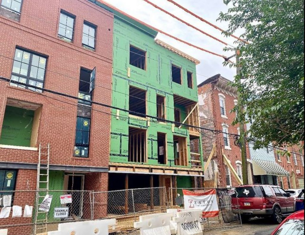 Current view of Southbridge Condos. Credit: Zatos Investments.