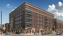 Rendering of 2101 Washington Avenue. Credit:JKRP Architects.