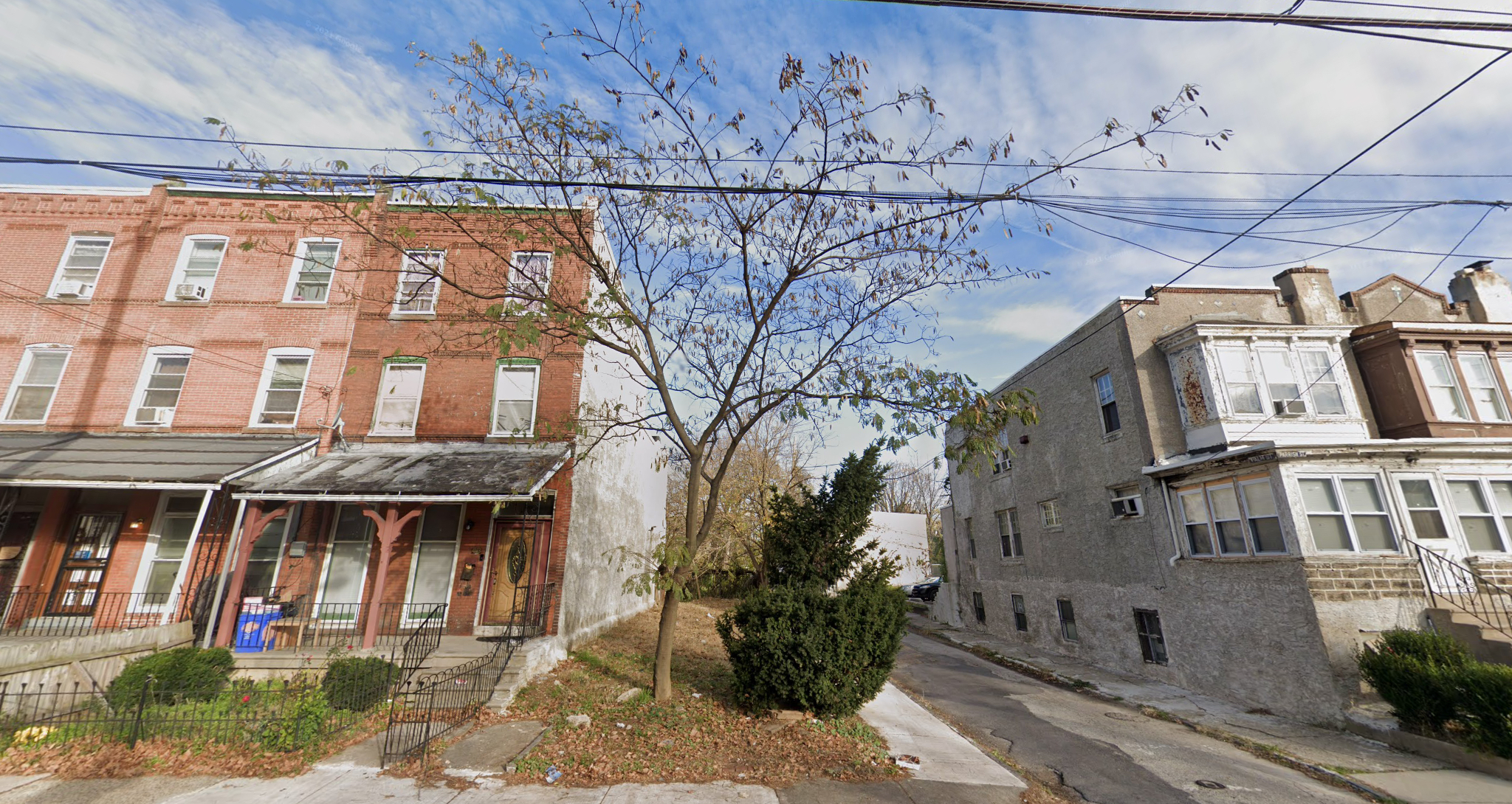 Current view of 4111 Parrish Street. Credit: Google.