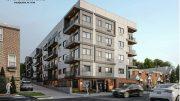 Rendering of 401-07 East Walnut Lane. Credit: DesignBlendz.