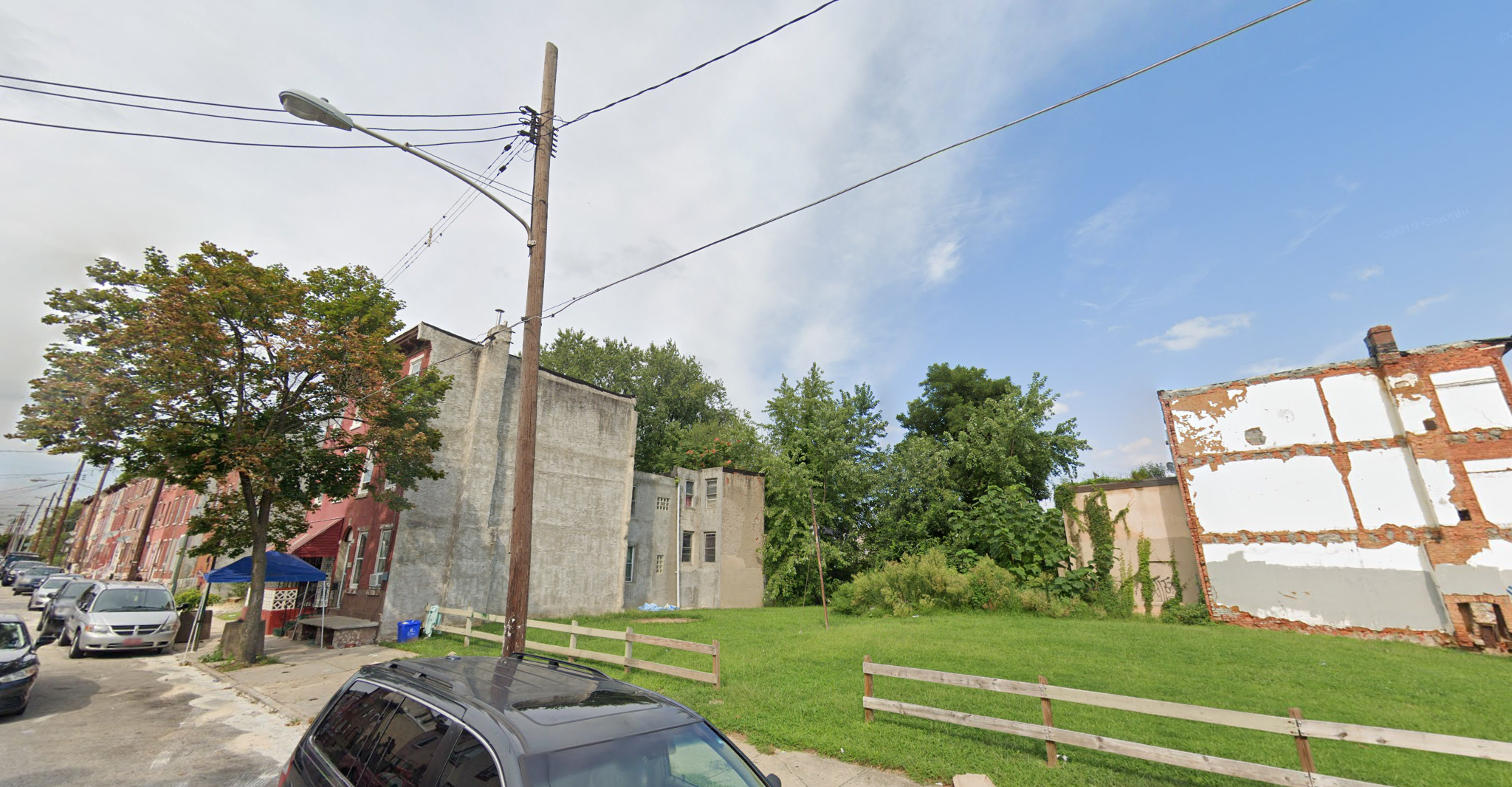 Current view of 2501 North 7th Street. Credit: Google.