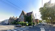 Former view of Church at 5200 Chester Avenue. Credit: Google.