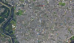 North Central Philadelphia. Credit: Google Maps