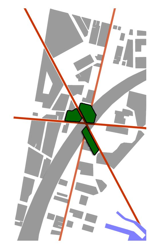 The Northeast Northern Liberties Connector Plan aka Nexus. Credit: Vitali Ogorodnikov