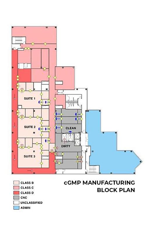 Manufacturing block floor plan. Image via ultralabsphiladelphia.com