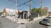 1701 Fairmount Avenue. Looking northwest. Credit: Google Maps