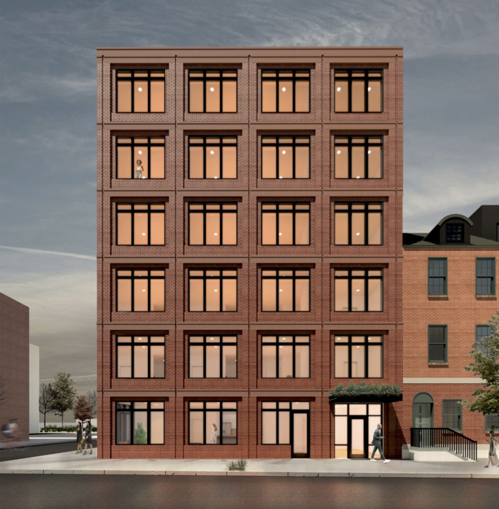207-11 Vine Street. Credit: CANNOdesign